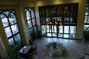 The Southern Sun Dar Es Salaam lobby
