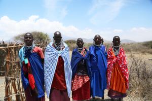 The Maasai mamas