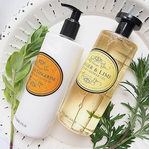 Naturally European - Dethär hudvårdsföretaget har ett doftbibliotek och utseende inspirerat av det antika Provence. Med elegans och vintage ger dem det där lilla extra till badrummet.