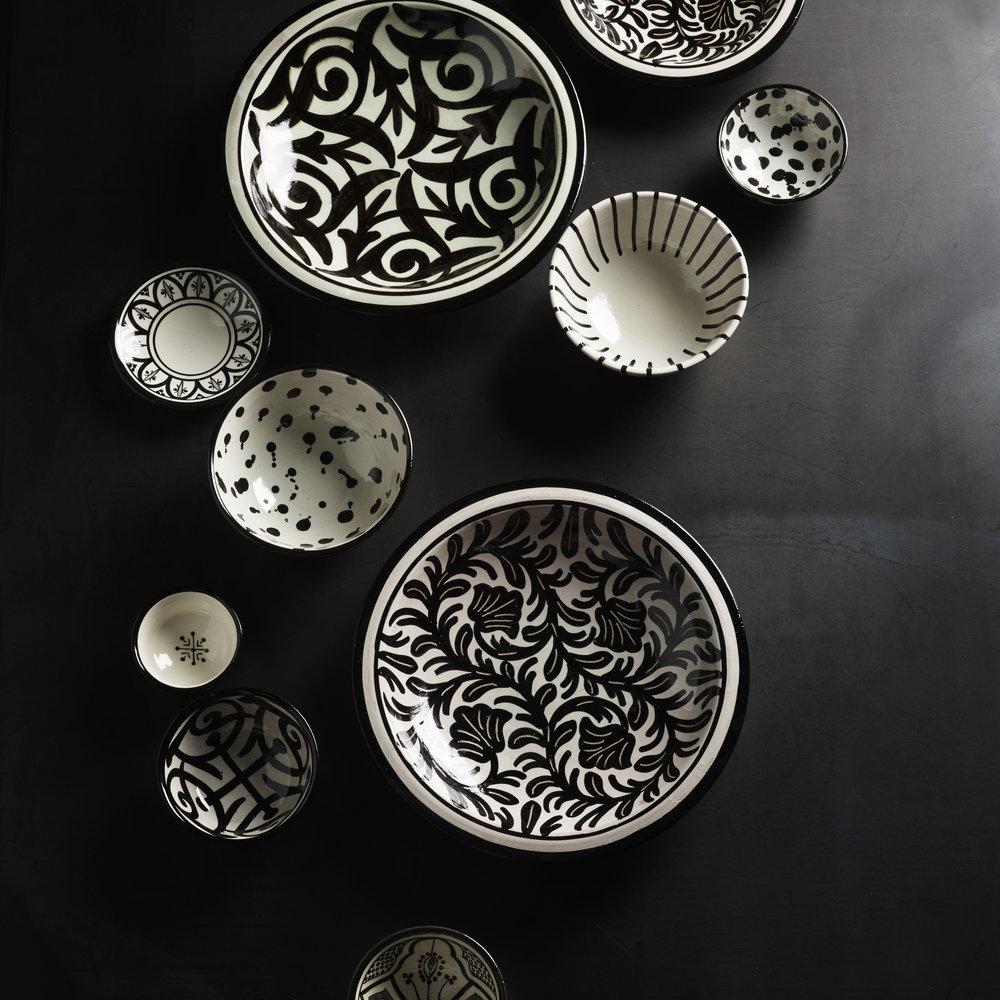 TineKHome - En blandning av bohemiskt boende, elegant enkelhet och botaniska mönster. Tine kombinerar färger och traditionella hantverk som med sin konsekventa skandinaviska enkelhet passar i tiden.