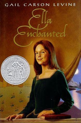 Ella Enchanted - This book is my new favorite. A fantasy that is very adventurous. You keep changing emotions throughout the book. It is based on the story of Cinderella