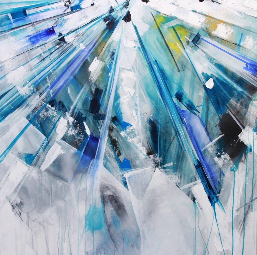 LauraBenetton_Cairn B 100 x 100 cm acrylic on canvas.jpg