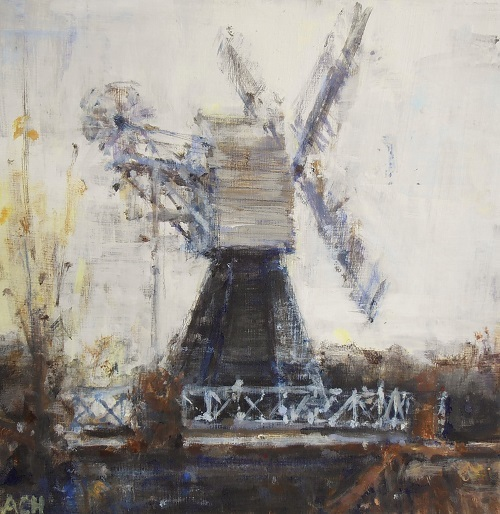 Windmill-Wimbledon-Common-winter-acrylic-on-board.jpg