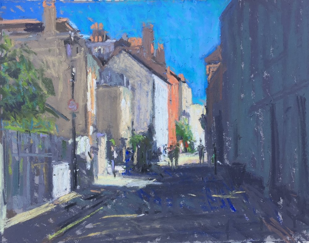 Louise Diggle exhibits in Small Painting Group Exhibition