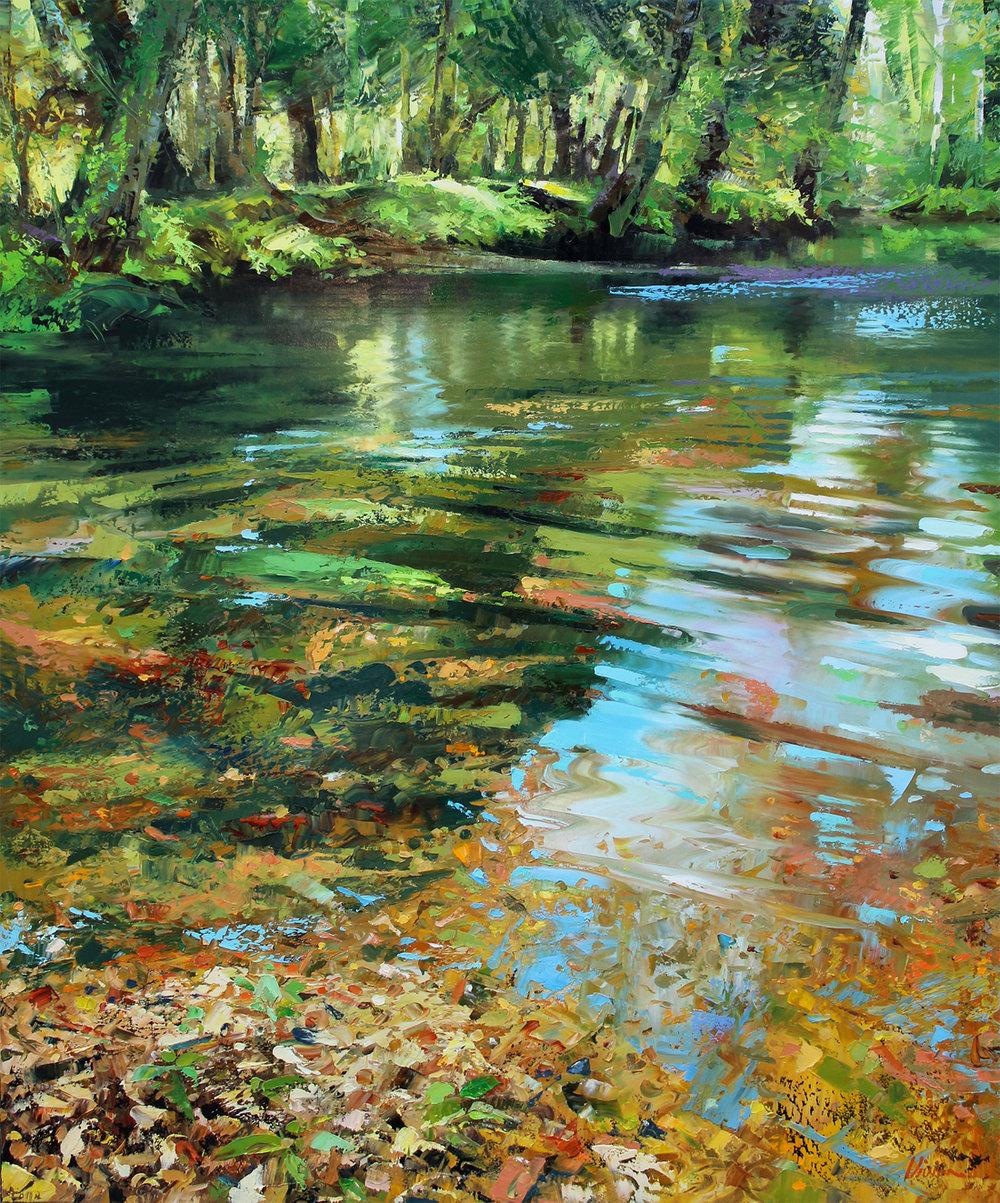 River Lymington                    100 x 80cm copy.JPG