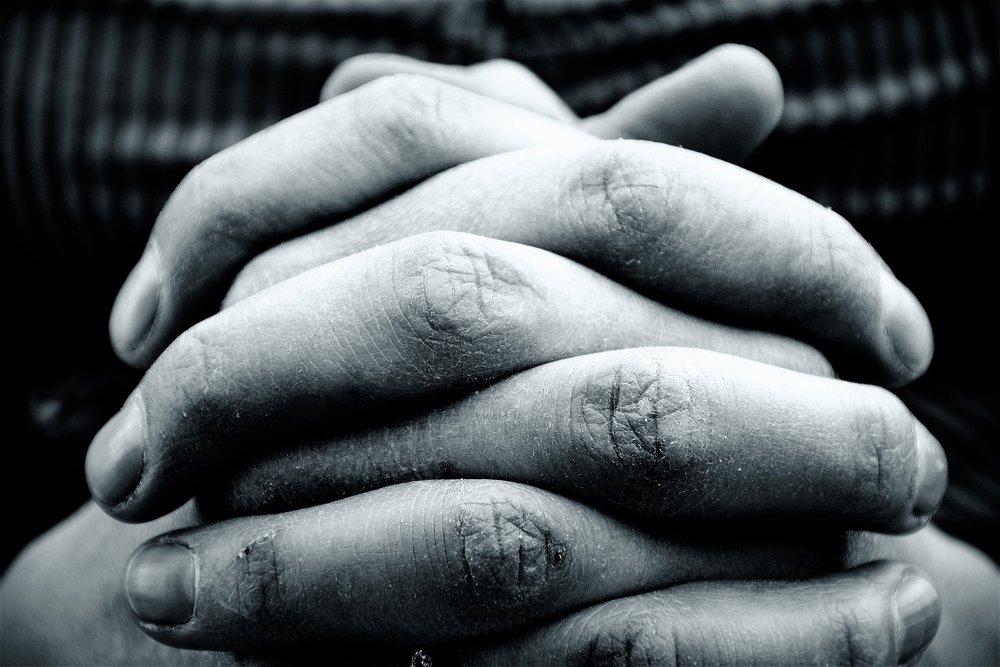 Gebetskreis - 18.45 UhrInfo: Heinz Luft(02 61) 4 79 81