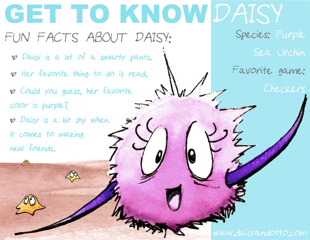 Daisy and Otto - Get to know Daisy