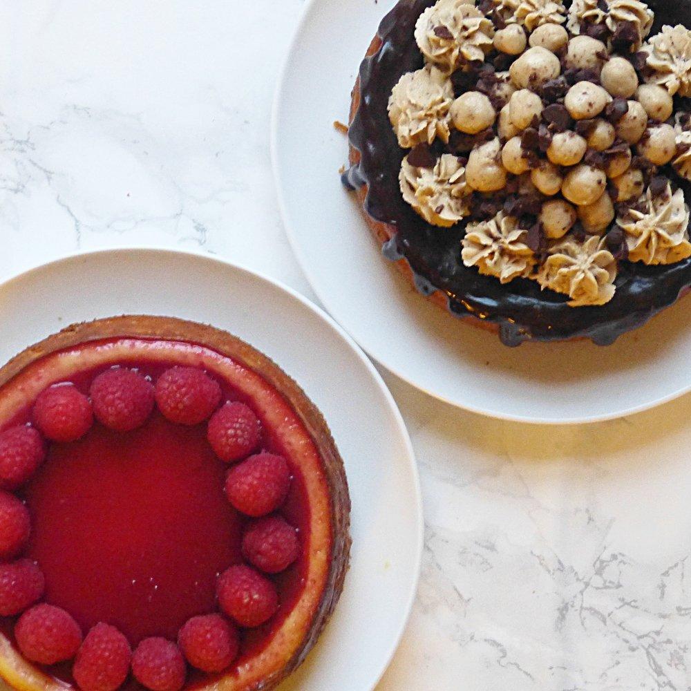 Cheesecake -