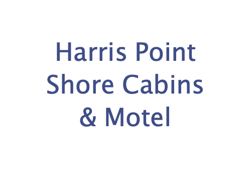 Harris Point Shore Cabins & Motel
