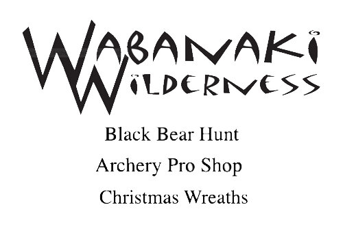 Wabanaki Wilderness