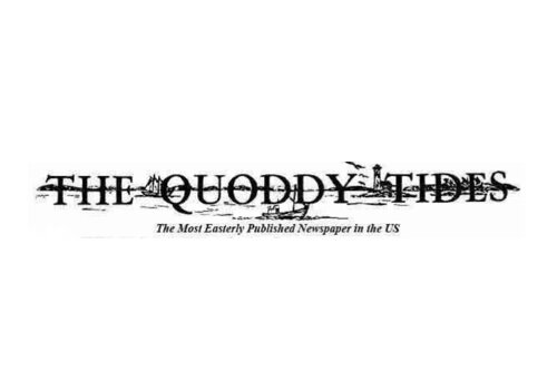 Quoddy Tides Newspaper