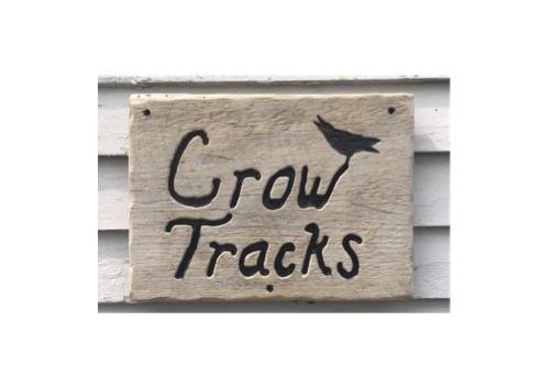 Crow Tracks Wood Carving Gallery