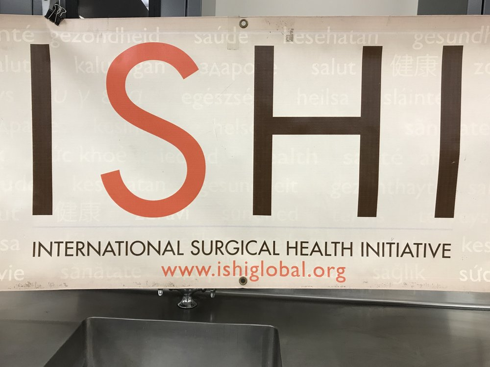 ISHI does surgical missions to a number of countries, including Sierra Leone, Ghana, and Peru. If you would like to learn more about ISHI and donate to the organization please visit their  website .