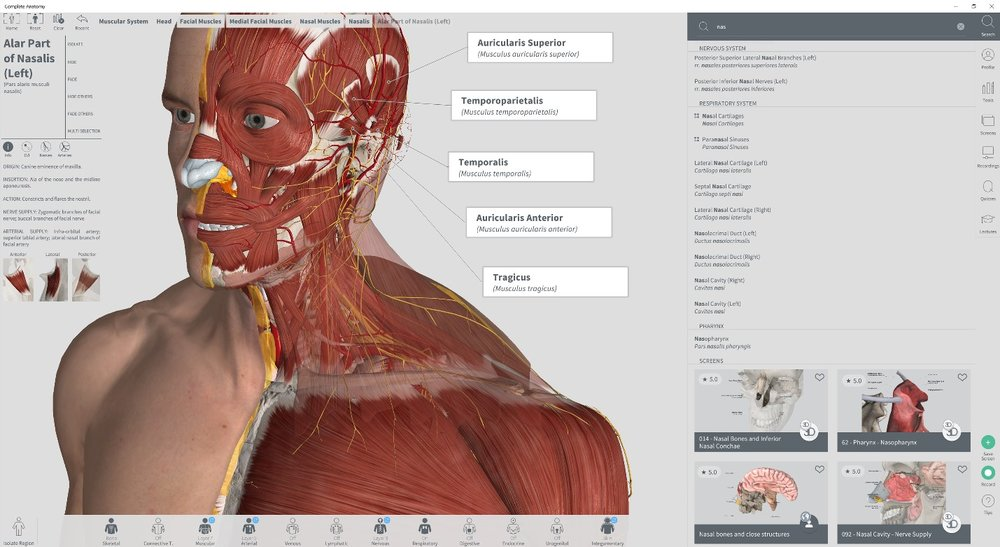 Example of Complete Anatomy (Photo source: https://mspoweruser.com/popular-ios-app-complete-anatomy-now-available-download-windows-store/)