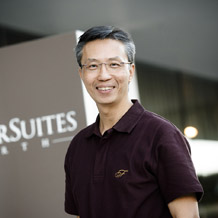 Choe Peng Sum  Chief Executive Officer Frasers Hospitality Group    Read More >