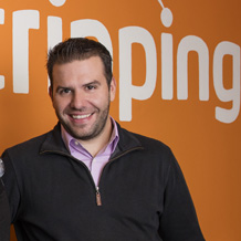 Jeff Manheimer  Founder & COO Tripping.com    Read More >