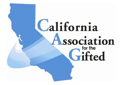 California Association for the Gifted (CAG) - A mission-driven, volunteer administered, non-profit organization whose membership of parents and educators work to promote the welfare and appropriate education of gifted students.