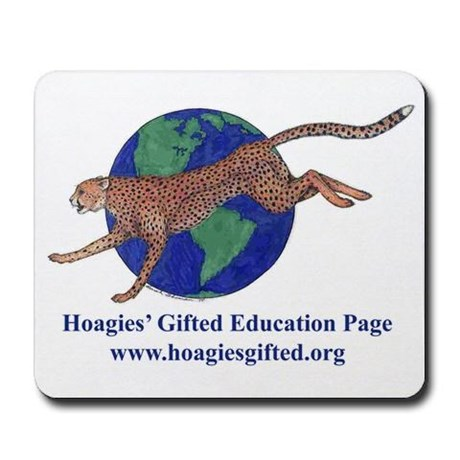 Hoagies' Gifted Education Page - Hoagies provides a comprehensive list of international and U.S. education resources.