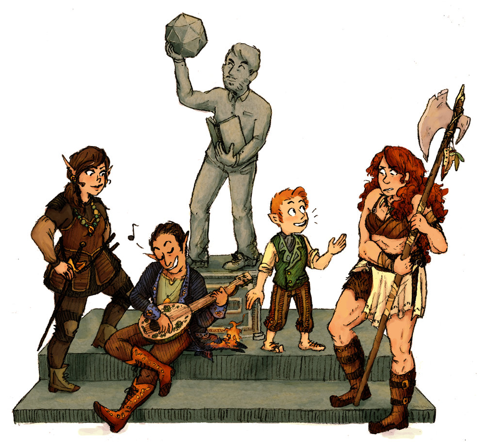 Adventuring Party 2