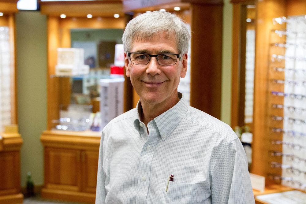 DR. RICK DAVIS