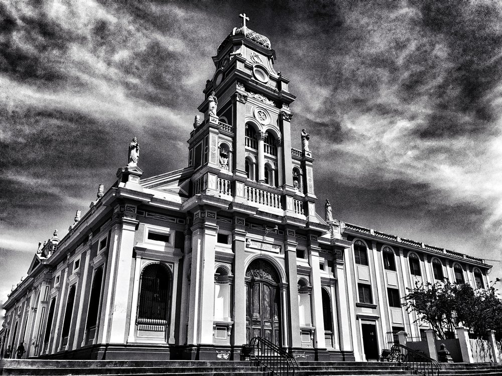 Iglesia de Xalteva Cathedral, Granada Nicaragua
