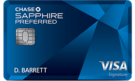 Chase Sapphire Preferred - REFERRAL LINK