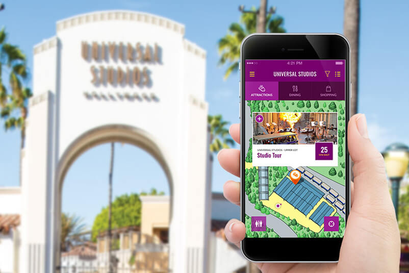 Get the App - I highly recommend downloading the Universal Studios Hollywood Mobile App to check wait times, build / manage your itinerary, and for a GPS-enable park map.