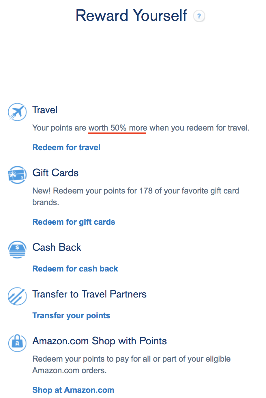 Chase Sapphire - With the Chase Sapphire Reserve you get a 50% point bonus when booking through the portal. You get a 25% point bonus with the Sapphire Preferred. Another reason why the Reserve is a better option than the Preferred for most people.
