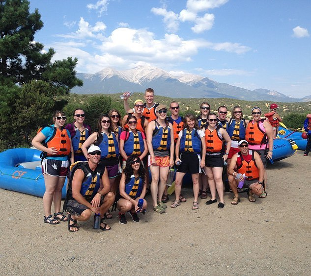 Call up the gang--our Monday Funday offer still stands! Just call and tell us you want the weekday deal and we'll give you 15% off any trip you book for Monday through Friday rafting!