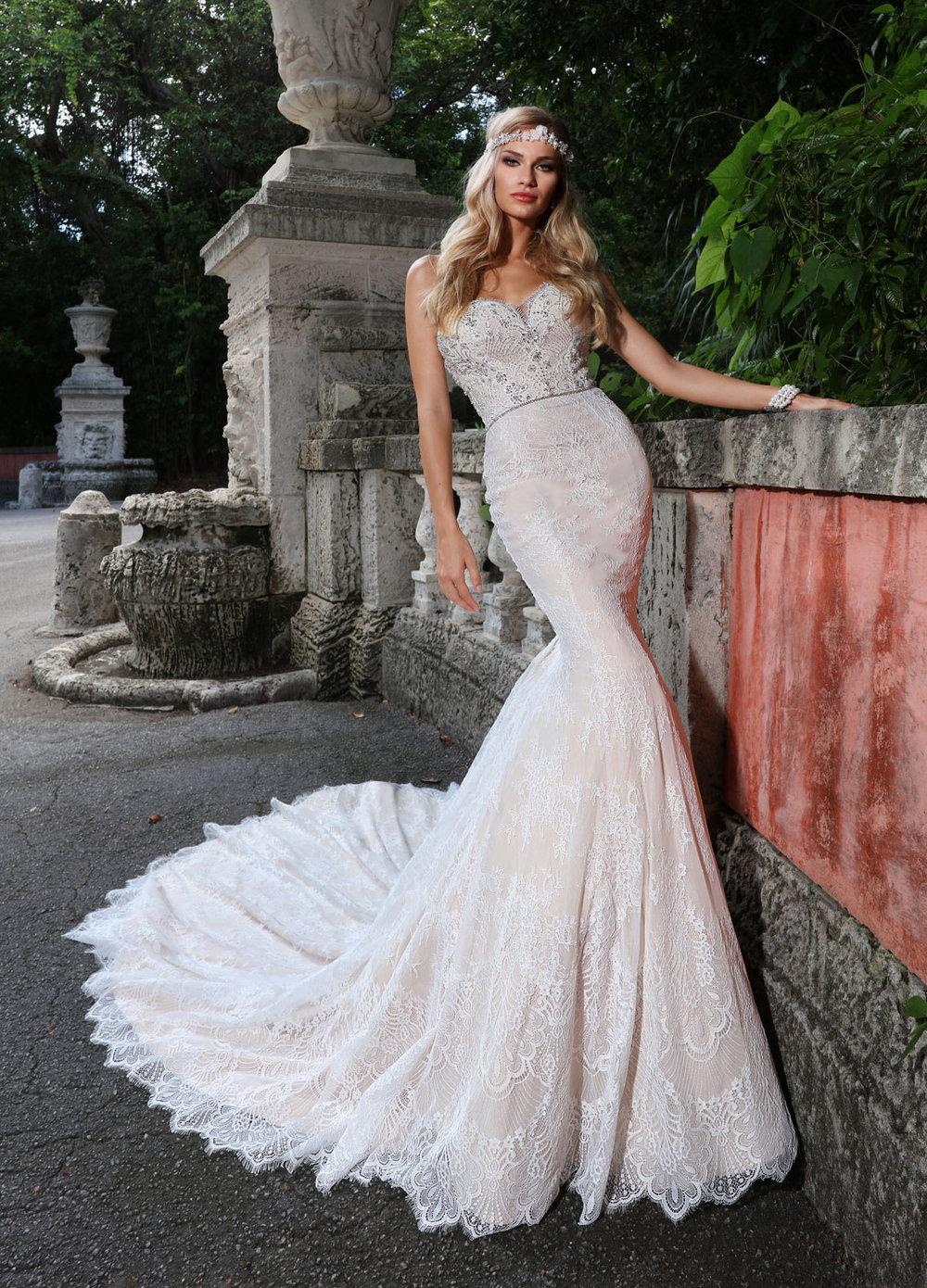 ashley & justin bride -