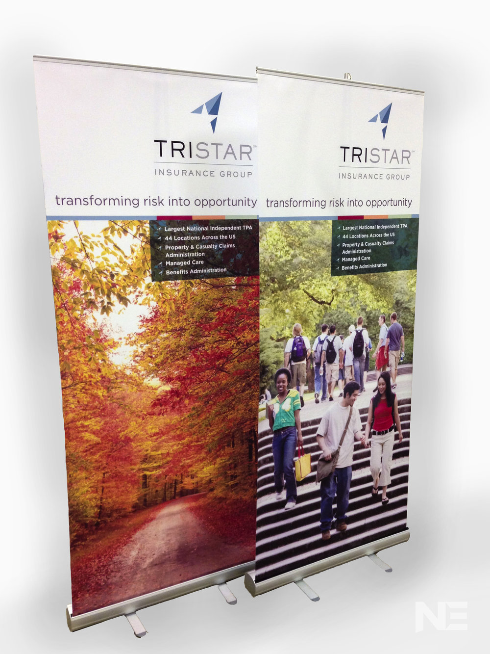 Banner Stands - We offer dozens of shapes, sizes, and varieties .