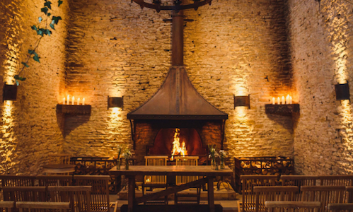 Stone Barn Weddings in the Cotswolds