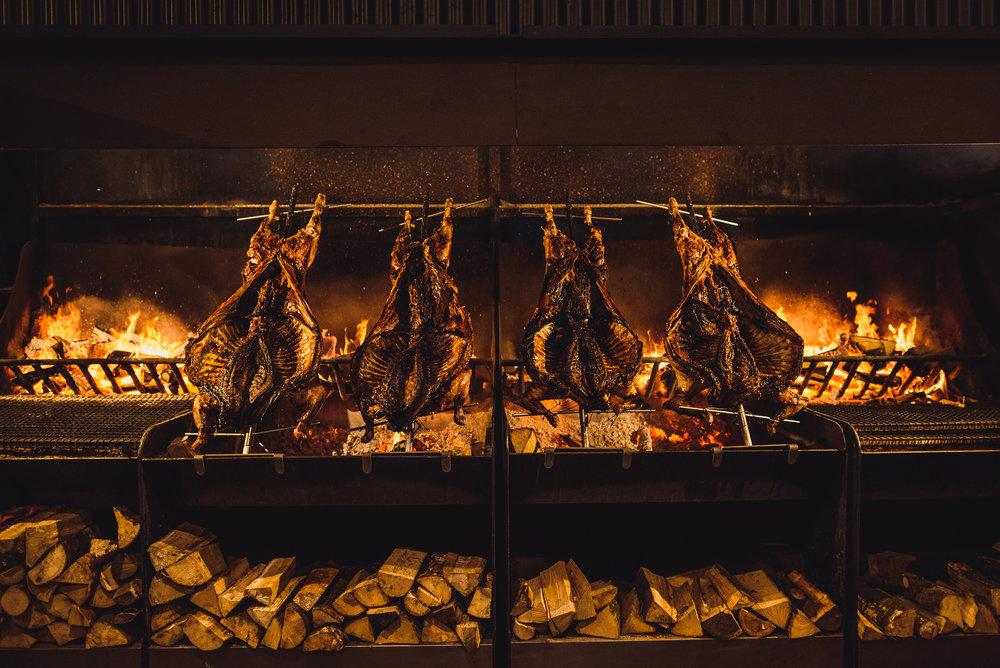 January 26th - Feast Night Tasting Menu.£50 per person.(Held at Stone Barn).