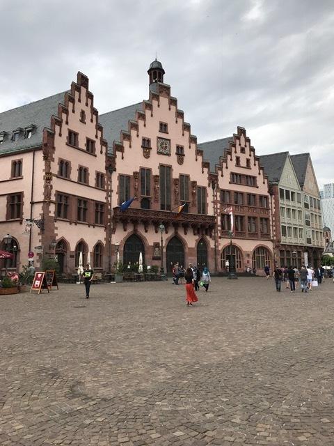 Römerberg square
