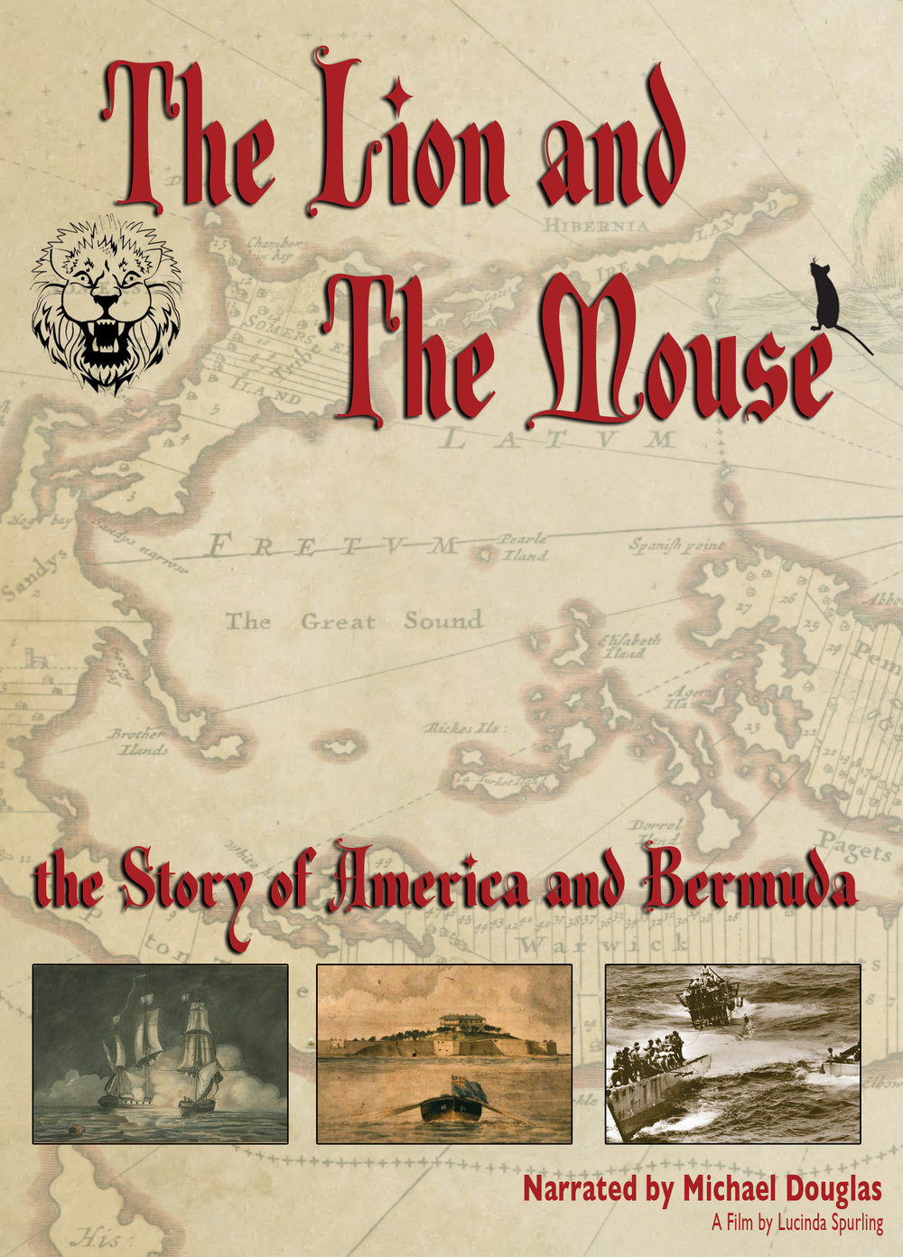 THE LION AND THE MOUSE(2009) - The Lion and the Mouse looks back at the birth of America and the deciding conflicts and characters that have shaped the last four centuries.Audience Award Winner: Bermuda International Film Festival