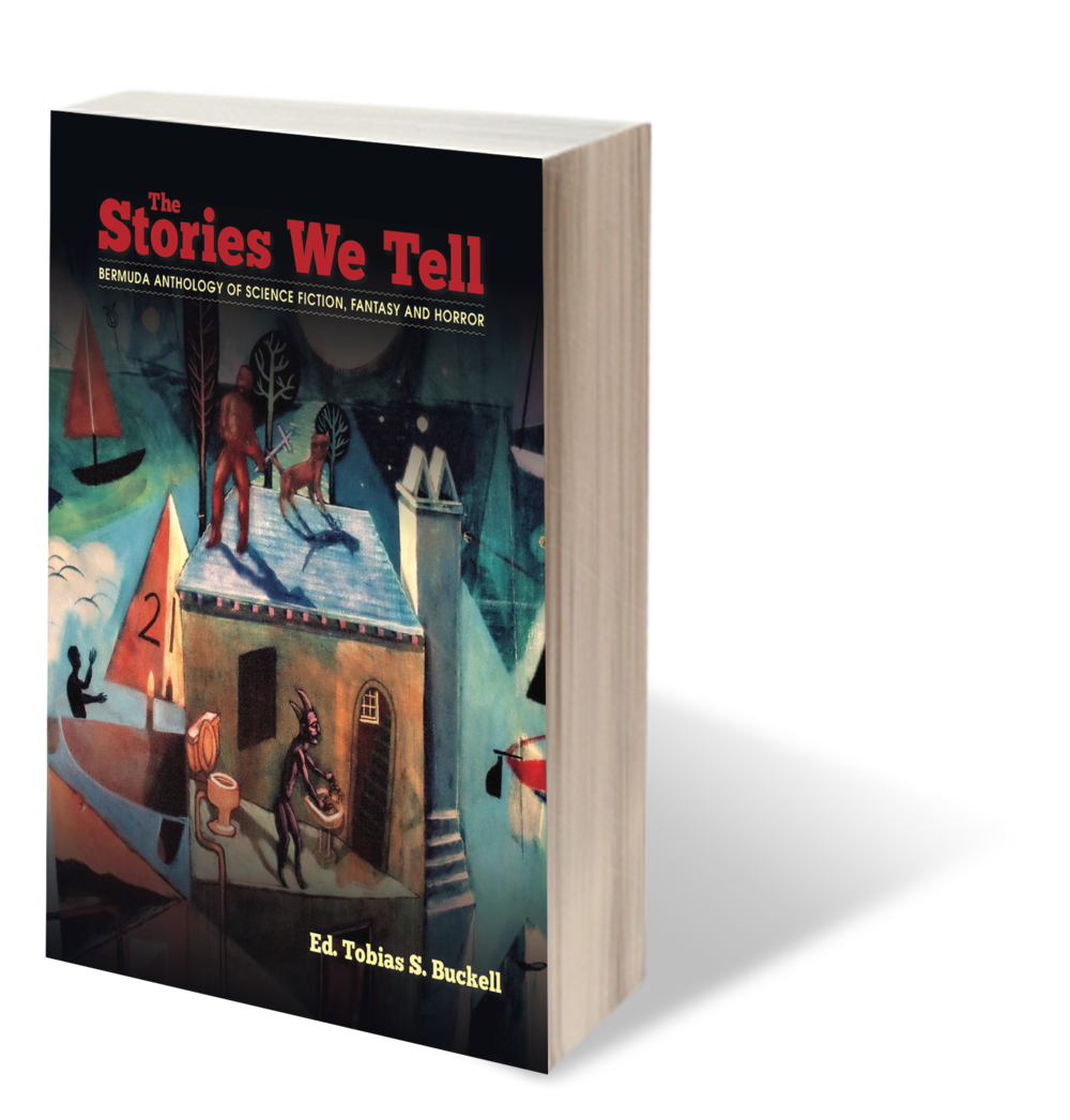 The Stories we tell:Anthology of science fiction, fantasy and horror - My speculative fiction short story