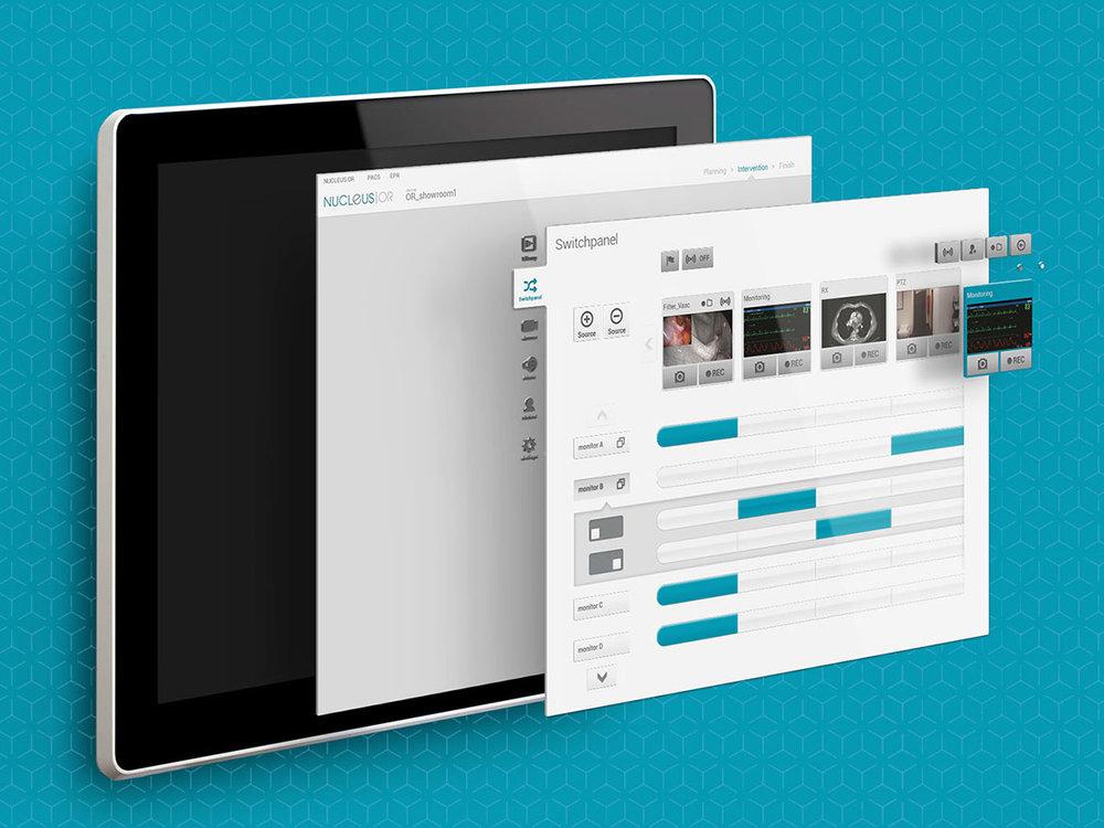 UI/UX design   eSATURNUS (SONY)