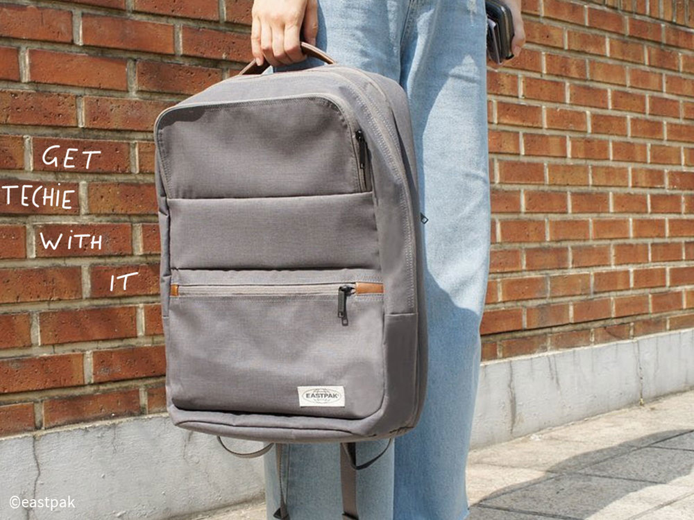 Backpack design | EASTPAK