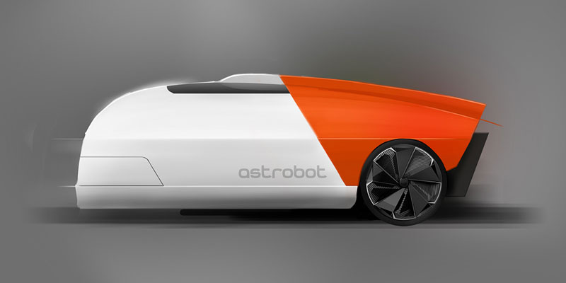 CASE Astrobot: robotics