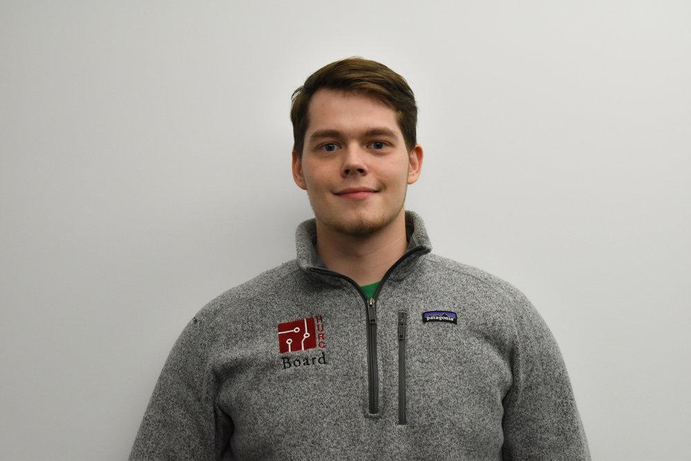 Tim Tamm, Lead Engineer