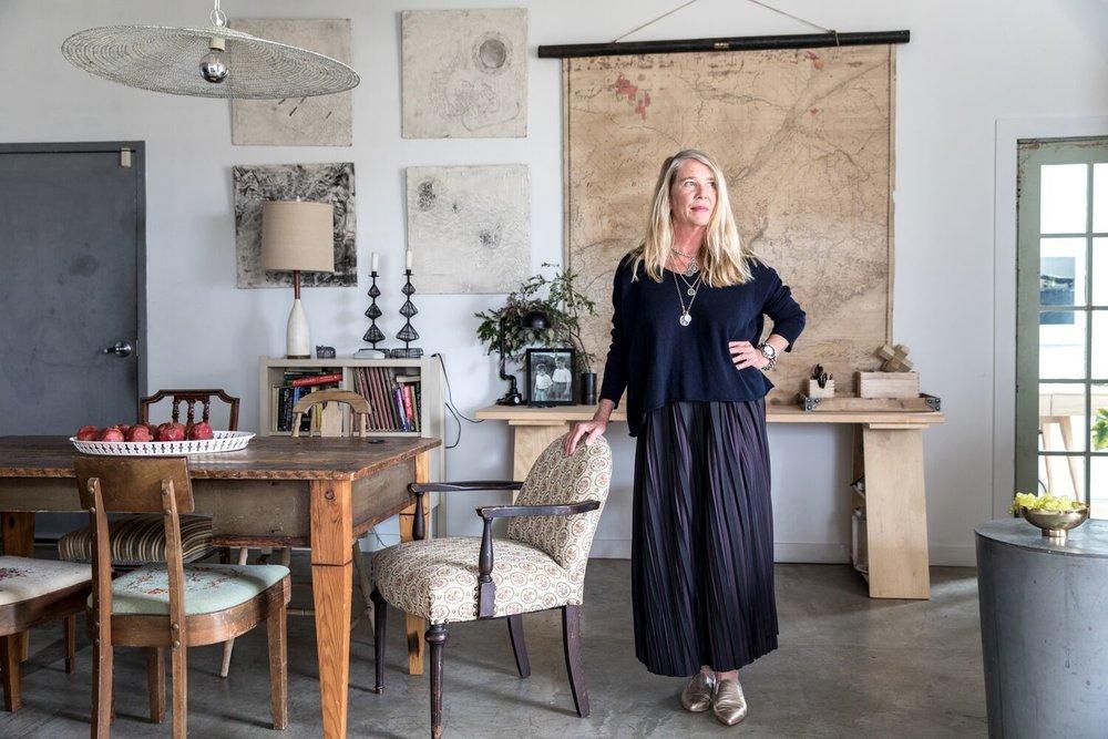 Janice Dunwoody - Stylist, gimlet eye, tastemakerPortland, Maine