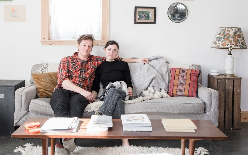 EMILY SEYMOUR+ BEN DORR - Shop owners, minimalists, tastemakersRockland, Maine