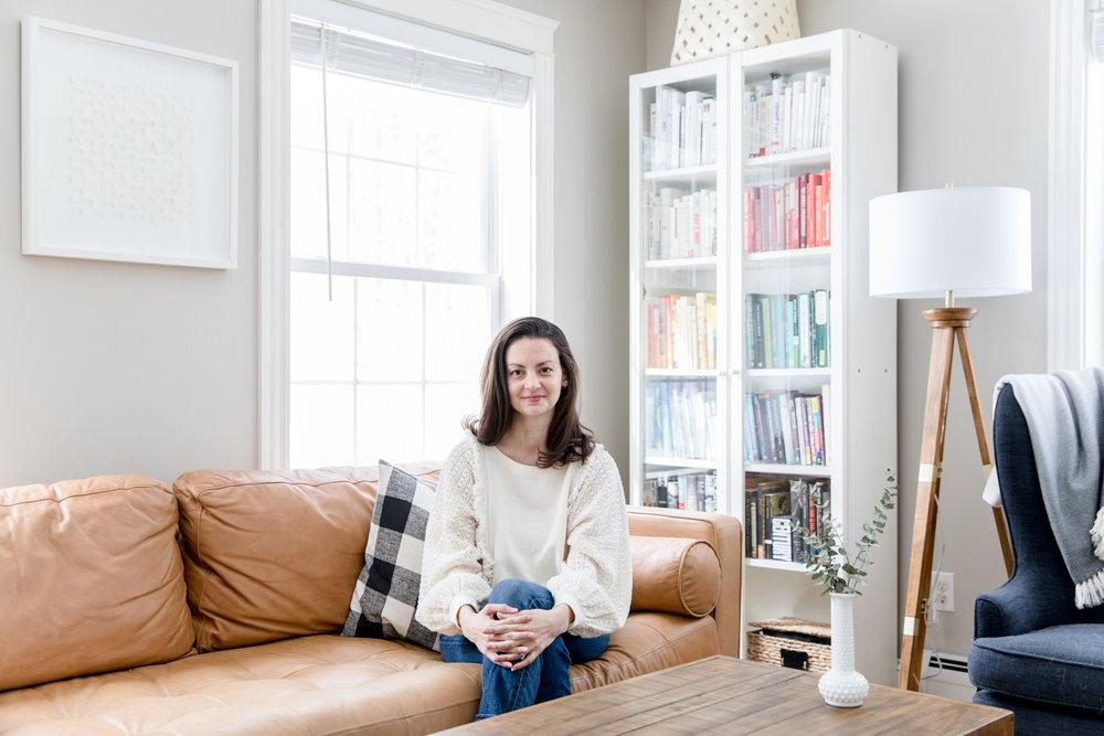 Rebecca Falzano, Writer