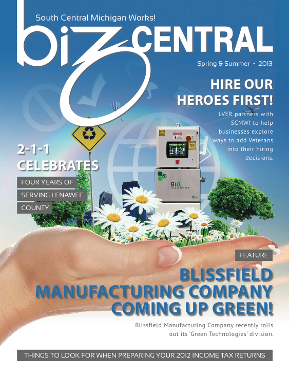 Read our article in BizCentral Mag