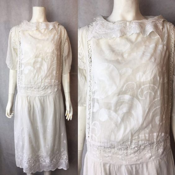 1920s afternoon dress   $184.67