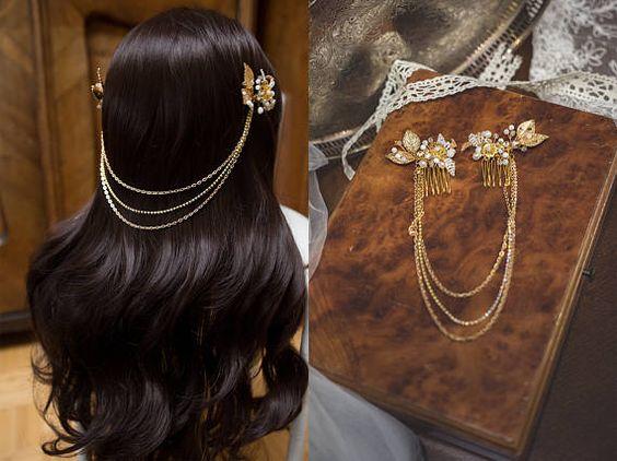 NEW G005 Hair jewellery   $86.40