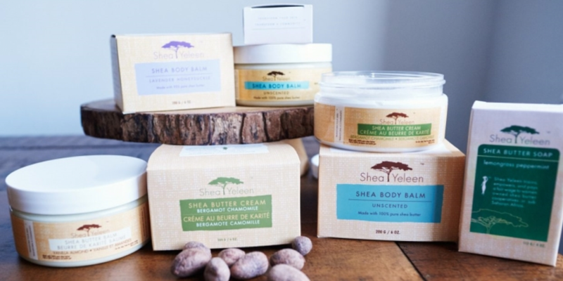 December 16 - Stop by Steadfast Supply and sample the lovely, shea butter skincare and beauty products handcrafted byShea Yellen 12/16/17 →