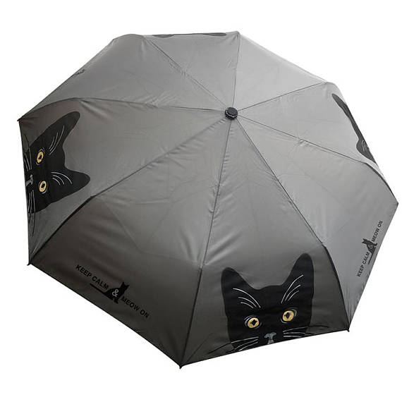 NAKED DECOR Meow on umbrella, $24.95 Etsy.com