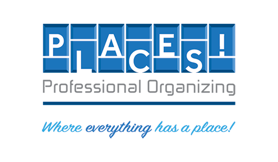 Places! Professional Organizing