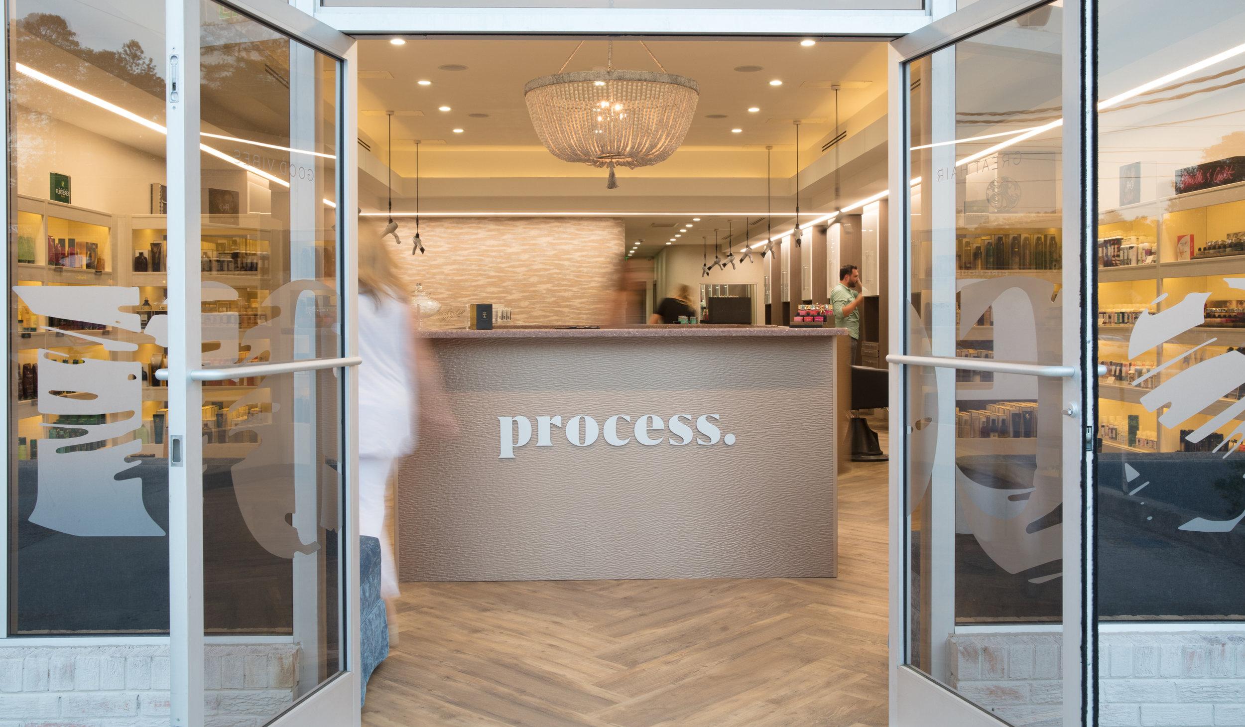 Process Hair Salon